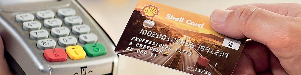 Cipova Karta Shell Vyssia Uroven Zabezpecenia Shell Slovensko