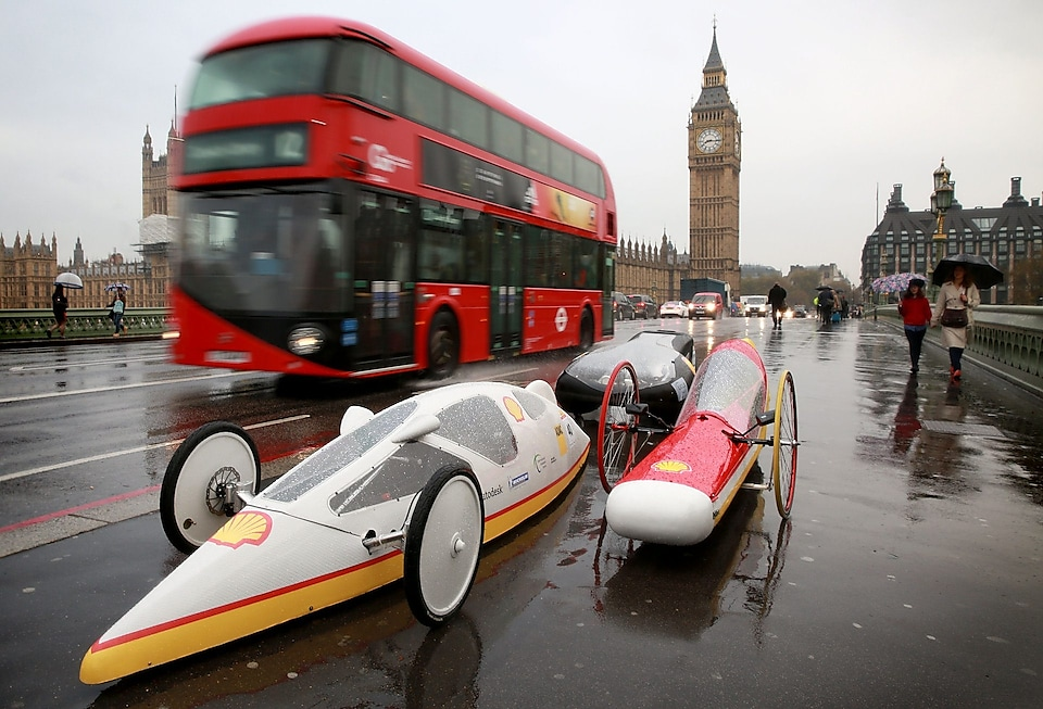 Competition Shell Eco-marathon Europe 2016