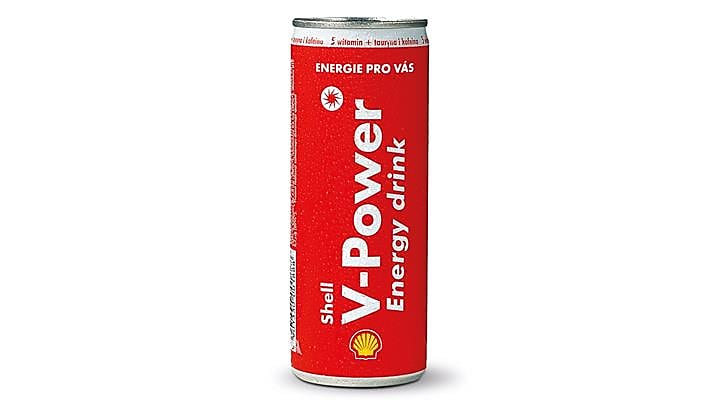 Shell V-Power Red 250ml + 40 bodov