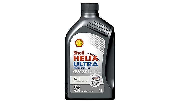 Olej Helix Ultra Pro AV-L 0W-30 1L + 70 bodov