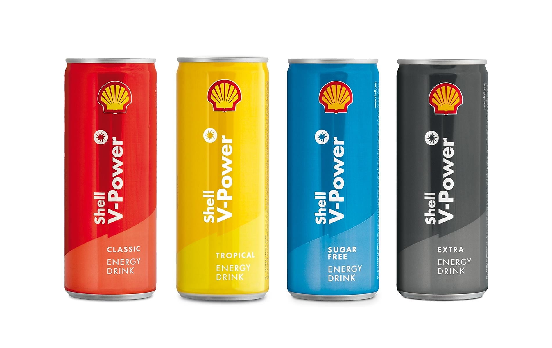 Shell V-Power Sugar Free, 250ml, +40 bodov