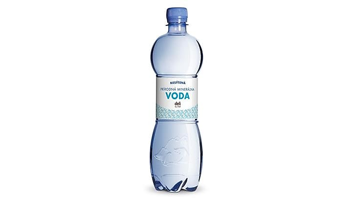 deli by Shell voda 1,5 l + 25 bodov