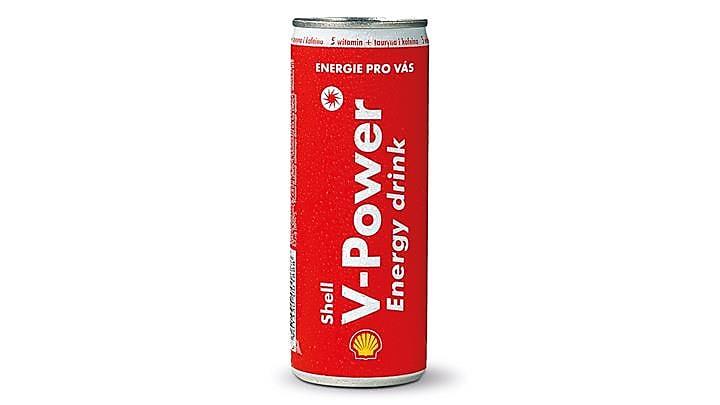 Shell V-Power Red 250ml  + 40 bodov
